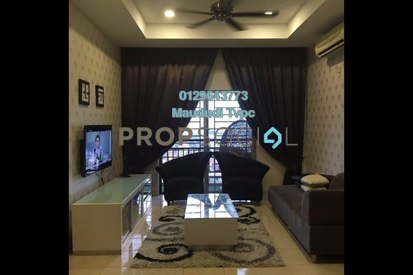 For Sale Condominium at Ampang Boulevard, Ampang Leasehold Semi Furnished 3R/2B 600k