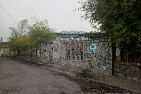 For Rent Bungalow at Taman Ayer Panas, Setapak Freehold Semi Furnished 4R/3B 1.9k