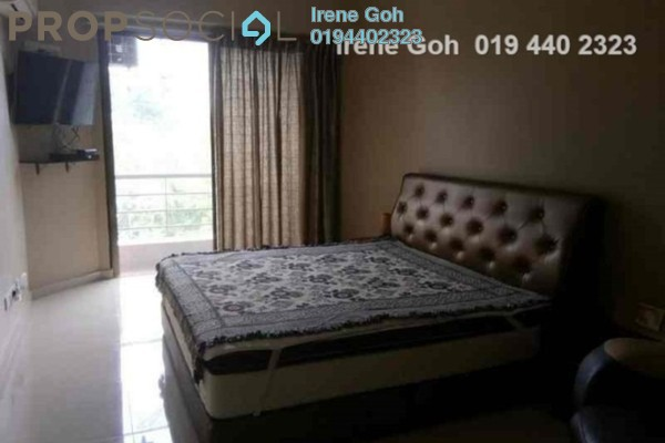 For Rent Condominium at Sea View Garden, Batu Ferringhi Freehold Fully Furnished 2R/2B 2k