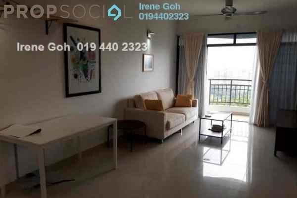 For Rent Condominium at Vistaria Condominium, Sungai Ara Freehold Fully Furnished 3R/2B 1.3k