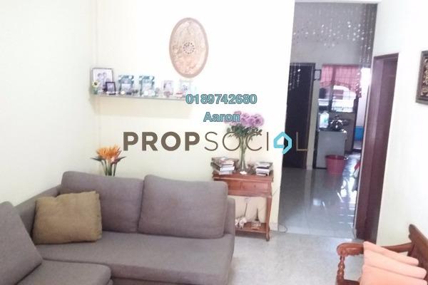 For Sale Terrace at SS3, Kelana Jaya Freehold Semi Furnished 3R/1B 700k