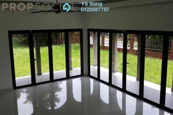 For Rent Bungalow at Federal Hill, Bangsar Freehold Semi Furnished 6R/5B 6.5k