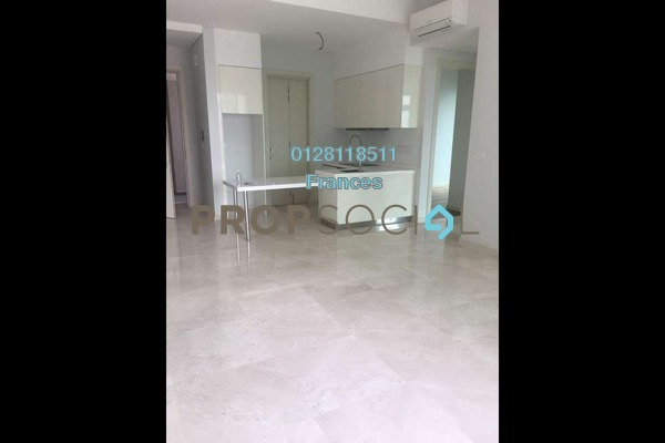 For Sale Condominium at KL Eco City, Mid Valley City Freehold Semi Furnished 2R/2B 1.5m