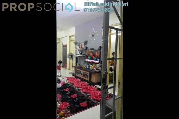 For Sale Apartment at Mentari Court 2, Bandar Sunway Freehold Semi Furnished 3R/2B 265k