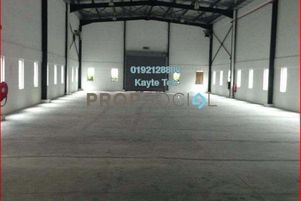 For Rent Factory at Subang Hi-Tech Industrial Park, Subang Jaya Freehold Unfurnished 0R/0B 13k
