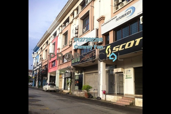 For Rent Shop at Atria, Damansara Jaya Freehold Semi Furnished 0R/2B 5k