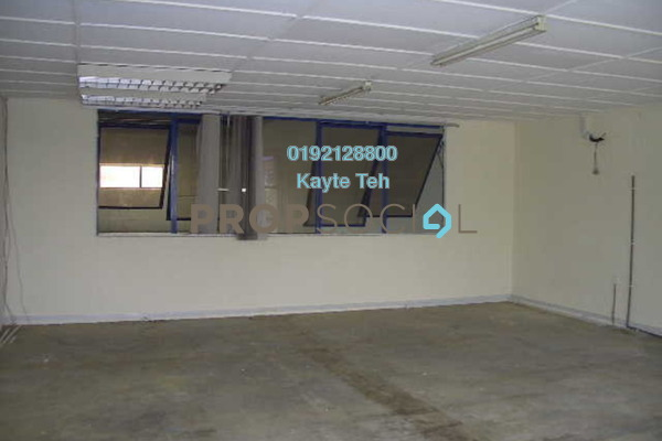 For Rent Factory at Taman Sri Sinar, Segambut Freehold Unfurnished 0R/0B 9k