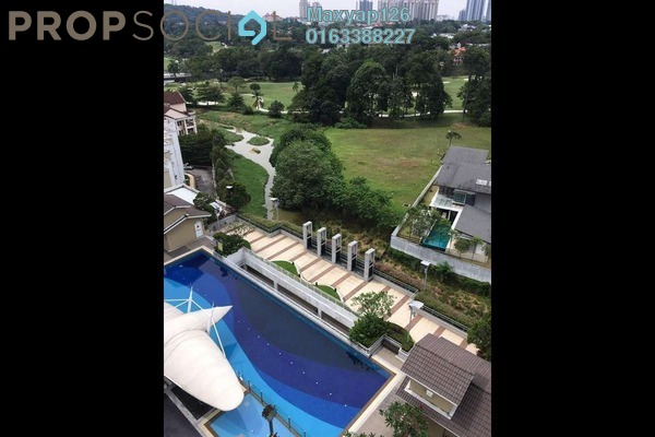 For Sale Condominium at Casa Indah 2, Tropicana Freehold Semi Furnished 5R/3B 920k