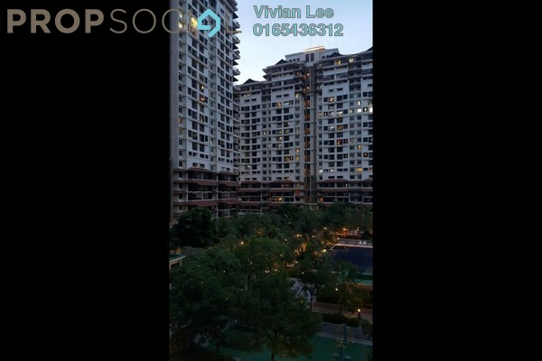 For Sale Condominium at Armanee Condominium, Damansara Damai Leasehold Semi Furnished 3R/3B 630k