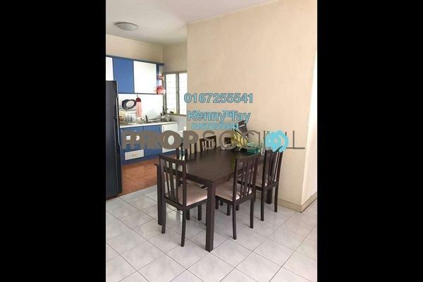 For Sale Condominium at SD Tiara Apartment, Bandar Sri Damansara Freehold Semi Furnished 3R/2B 355k