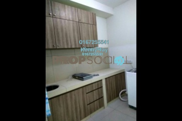 For Sale Condominium at Centrestage, Petaling Jaya Freehold Semi Furnished 3R/2B 645k