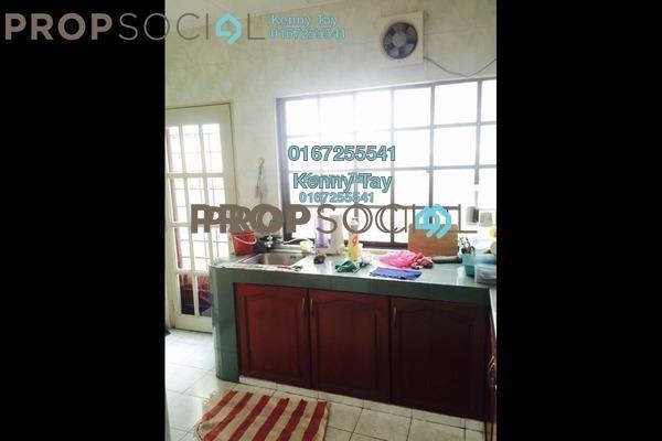 For Sale Terrace at Taman Menjalara, Bandar Menjalara Leasehold Semi Furnished 4R/3B 968k