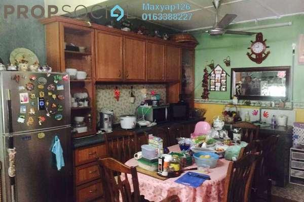 For Sale Terrace at Taman Desa Jaya, Kepong Freehold Semi Furnished 3R/2B 498k
