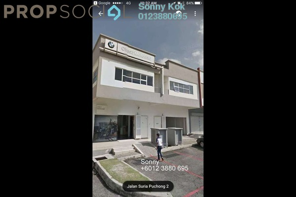 For Sale Shop at Puchong Gateway, Puchong Freehold Unfurnished 0R/0B 1.2m