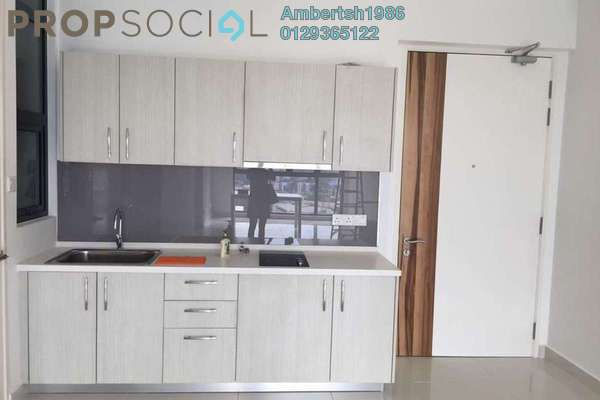 For Rent Condominium at Shamelin Star Serviced Residences, Cheras Freehold Semi Furnished 3R/2B 2.3k