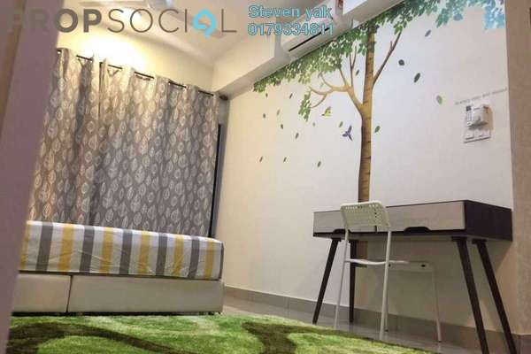 For Rent SoHo/Studio at Hyve, Cyberjaya Freehold Fully Furnished 0R/0B 1.5k