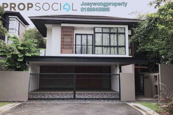 For Rent Bungalow at Seputeh Gardens, Seputeh Freehold Semi Furnished 6R/6B 14.5k