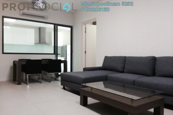 For Rent Serviced Residence at Jaya One, Petaling Jaya Freehold Fully Furnished 1R/2B 3.5k