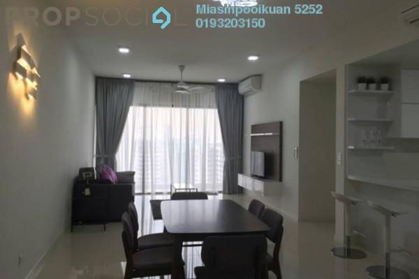 For Rent Condominium at Seri Riana Residence, Wangsa Maju Freehold Fully Furnished 4R/3B 3.6k