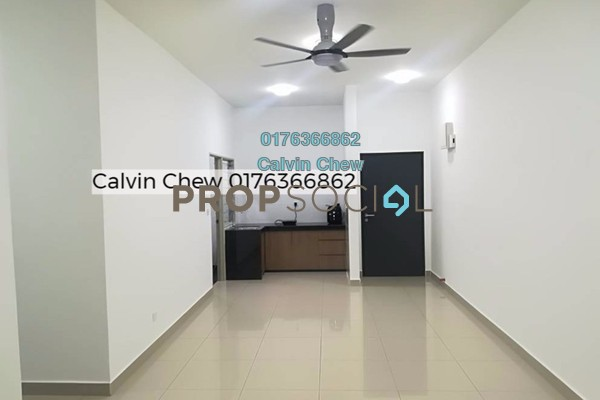 For Rent Condominium at Anyaman Residence, Bandar Tasik Selatan Freehold Semi Furnished 3R/2B 1.6k