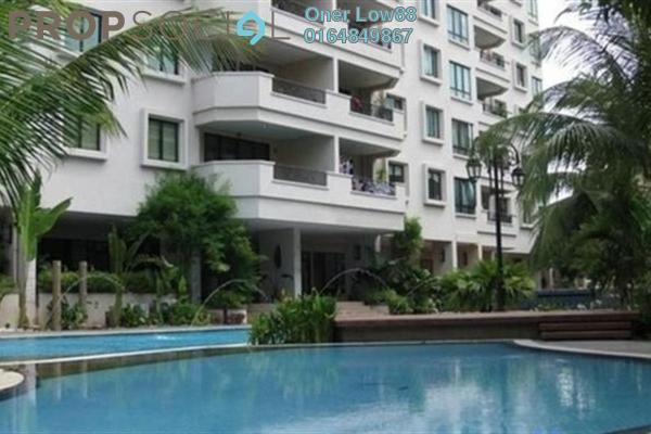 For Sale Condominium at Villa Condominium, Relau Freehold Fully Furnished 3R/2B 325k