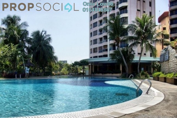 For Rent Condominium at E-Park, Batu Uban Freehold Fully Furnished 3R/2B 1.7k