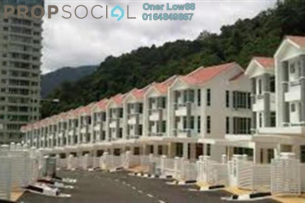For Rent Terrace at Beverly Hills, Tanjung Bungah Freehold Fully Furnished 6R/4B 3.2k