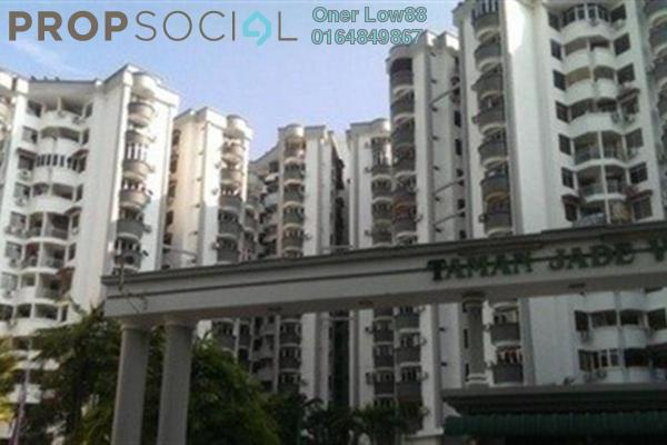 For Sale Condominium at Taman Banang Ria, Batu Pahat Freehold Fully Furnished 3R/2B 330k