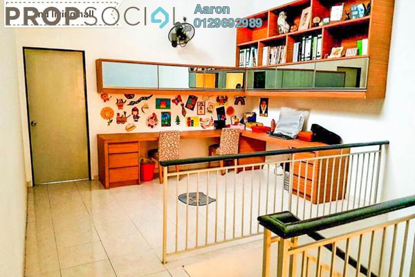 For Sale Terrace at Bandar Nusaputra, Puchong Freehold Semi Furnished 4R/3B 630k