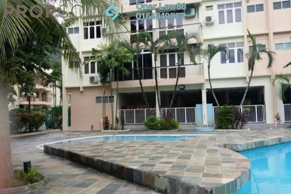 For Sale Apartment at Bayu Emas Apartment, Batu Ferringhi Freehold Fully Furnished 2R/2B 500k