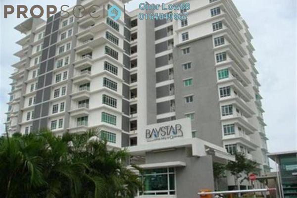 For Rent Condominium at BayStar, Bayan Indah Freehold Fully Furnished 4R/4B 4.6k