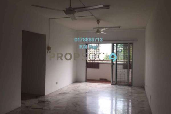 For Rent Condominium at Saraka Apartment, Pusat Bandar Puchong Freehold Unfurnished 3R/2B 900translationmissing:en.pricing.unit