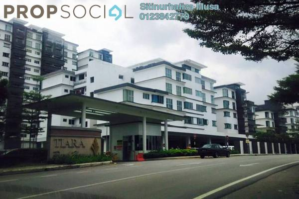 For Sale Condominium at Tiara ParkHomes, Kajang Freehold Unfurnished 3R/3B 580k
