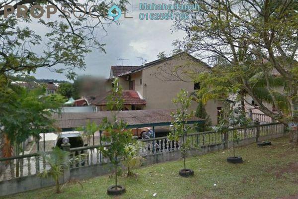For Sale Terrace at Taman Jasmin, Kajang Freehold Semi Furnished 4R/3B 735k