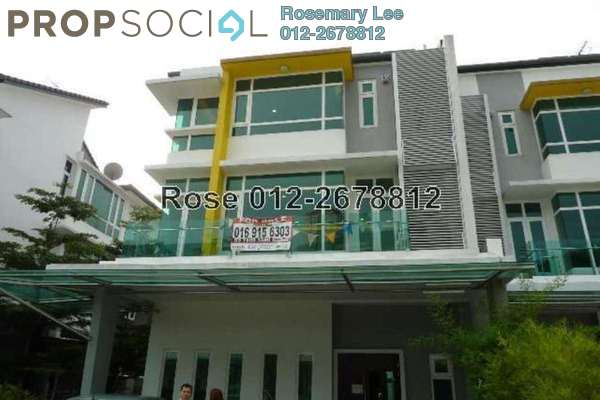 For Sale Semi-Detached at Laman Damaisari, Segambut Freehold Unfurnished 5R/6B 3m