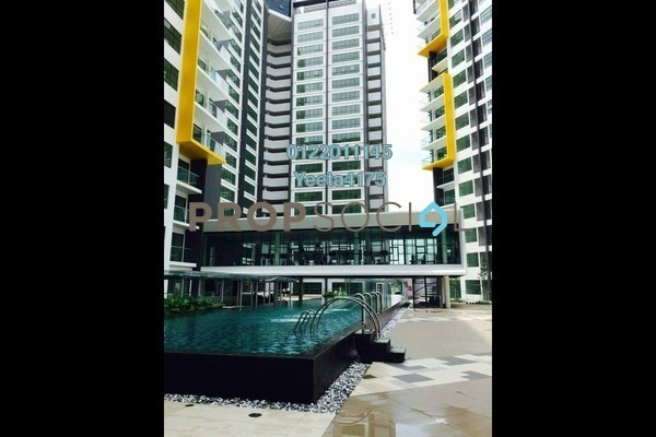 For Rent Condominium at Zeva, Bandar Putra Permai Freehold Fully Furnished 2R/2B 1.5k