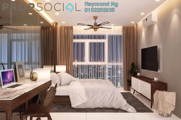 For Sale Condominium at Taman Sri Segambut, Segambut Freehold Semi Furnished 3R/2B 473k