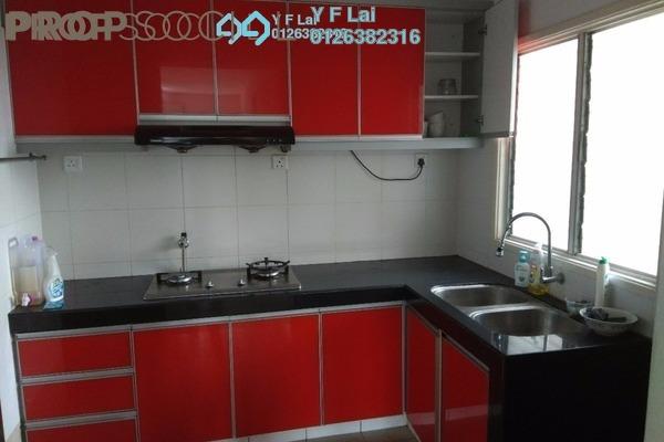 For Sale Condominium at Casa Desa, Taman Desa Freehold Semi Furnished 3R/2B 608k
