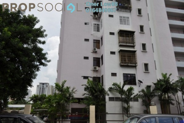For Sale Apartment at Bukit Dumbar Permai, Gelugor Freehold Fully Furnished 3R/2B 650k