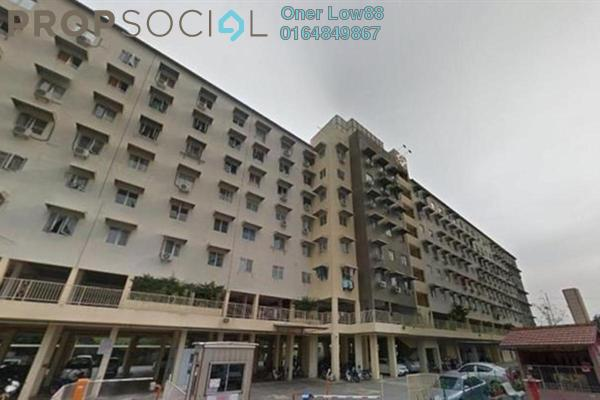 For Sale Apartment at Lavender Park, Jelutong Freehold Fully Furnished 3R/2B 330k