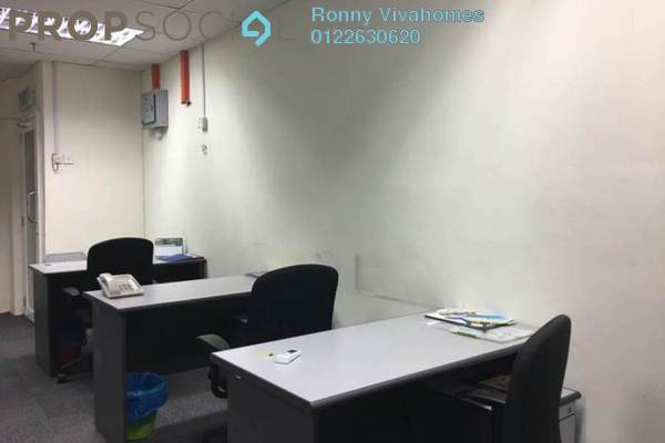 For Rent Office at Leisure Commerce Square, Bandar Sunway Freehold Fully Furnished 0R/0B 1.5k