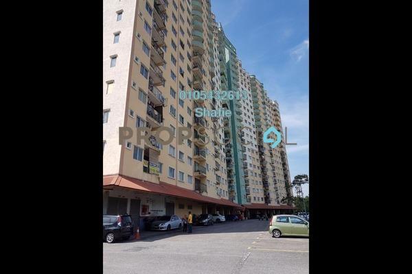 For Rent Apartment at Desaminium Rimba, Bandar Putra Permai Freehold Unfurnished 5R/3B 1.2k
