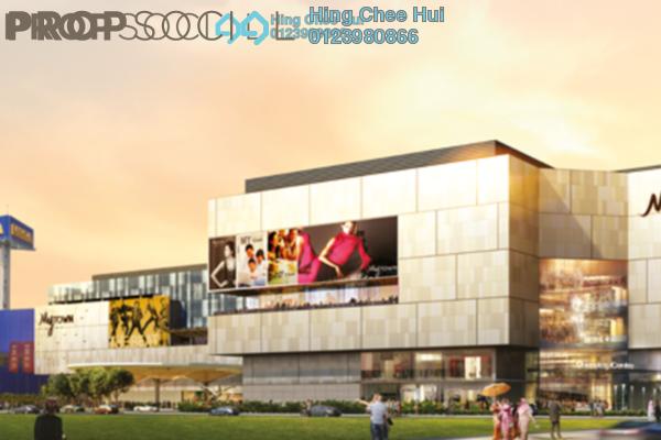 For Sale Condominium at Taman Maluri, Cheras Freehold Semi Furnished 3R/2B 400k