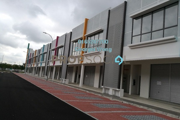 For Rent Shop at BSP Village @ One BSP, Bandar Saujana Putra Freehold Unfurnished 0R/0B 4.5k