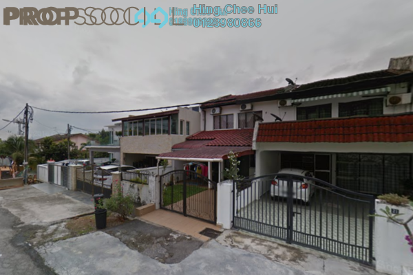 For Sale Terrace at Taman Suria Jaya, Cheras South Leasehold Semi Furnished 4R/3B 500k