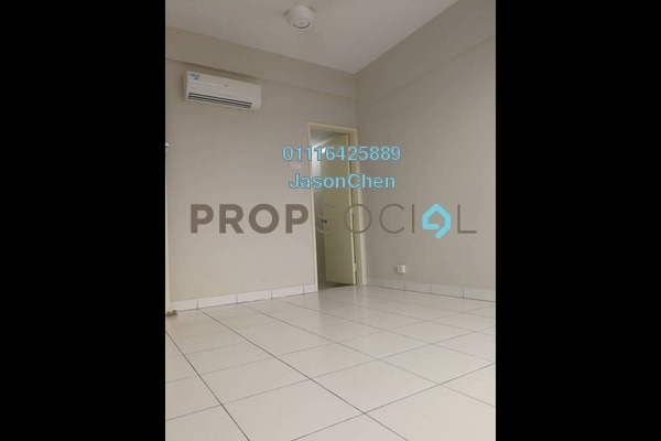 For Rent Condominium at First Residence, Kepong Freehold Semi Furnished 3R/2B 1.6k