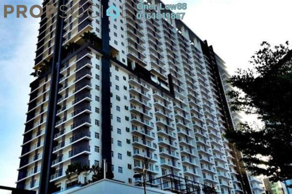 For Sale Condominium at Reflections, Sungai Ara Freehold Fully Furnished 3R/2B 700k