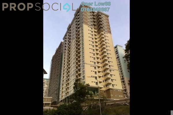 For Sale Apartment at Sri Kristal , Farlim Freehold Unfurnished 3R/2B 385k