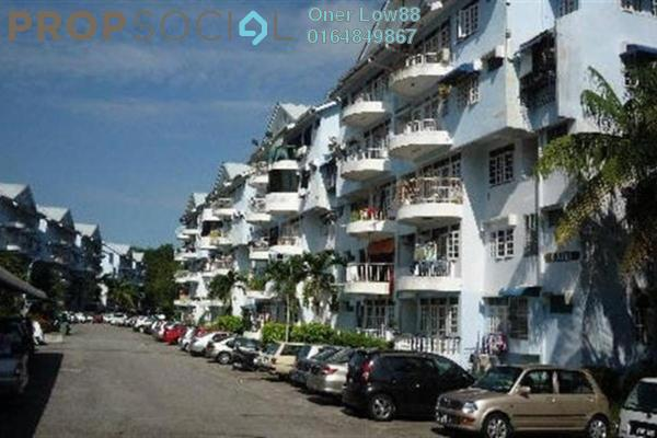For Sale Apartment at Mutiara Perdana 1, Sungai Ara Freehold Unfurnished 3R/3B 310k