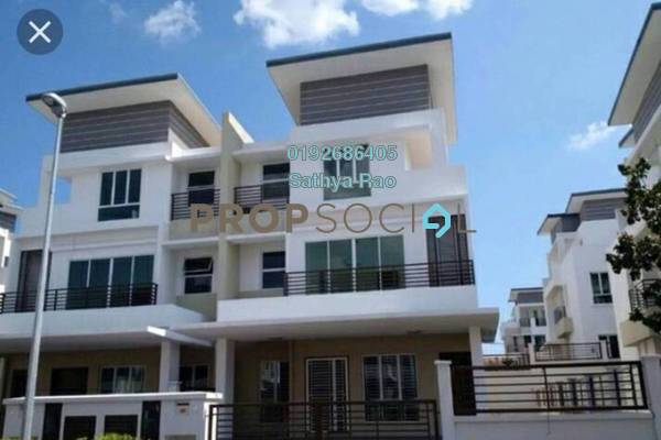 For Sale Semi-Detached at Regency Parc, Rawang Leasehold Unfurnished 5R/6B 890k